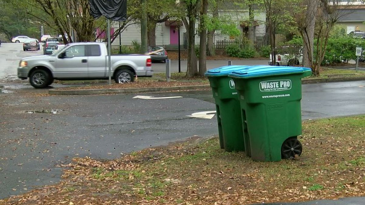 City of Memphis terminates contract with Waste Pro following complaints, lawsuits