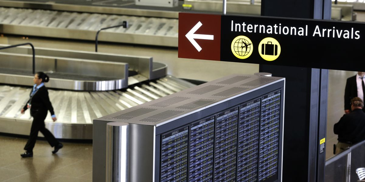 US will end current health screening of some travelers