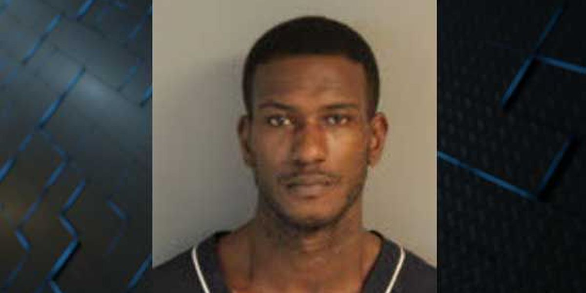 Man arrested for stealing from 5 Dollar Stores