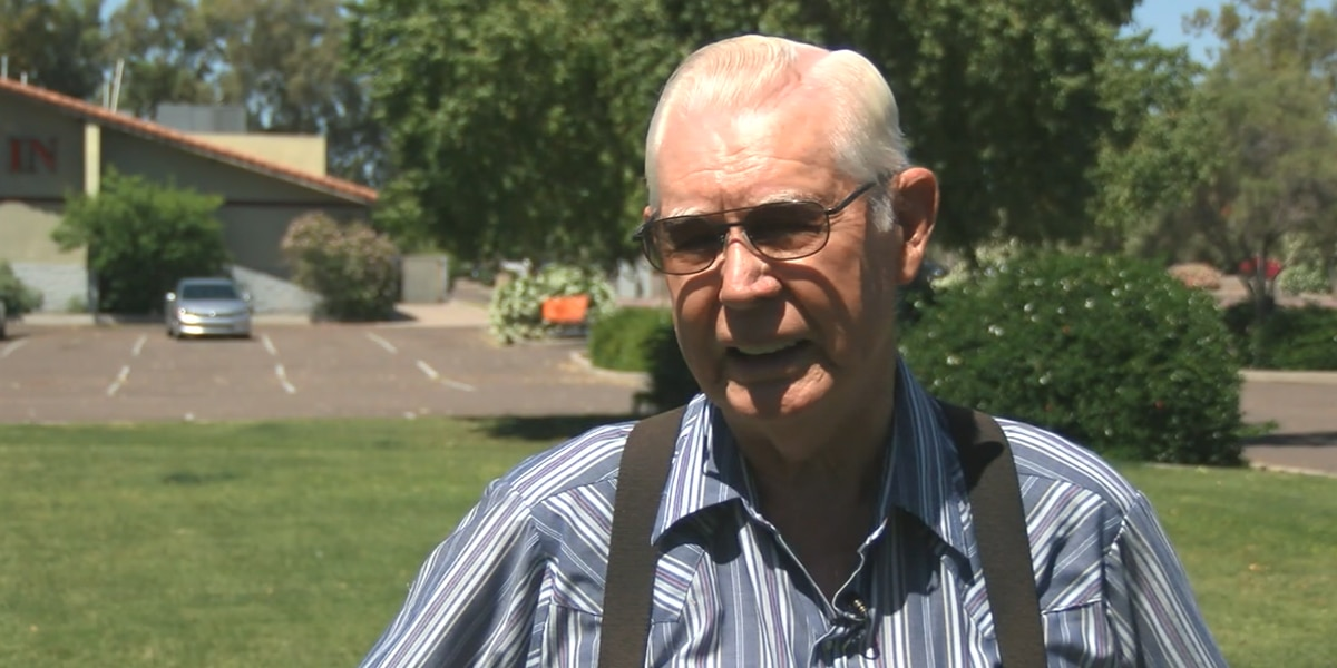 Man buys paper for grandson's school after learning it ran out of supplies