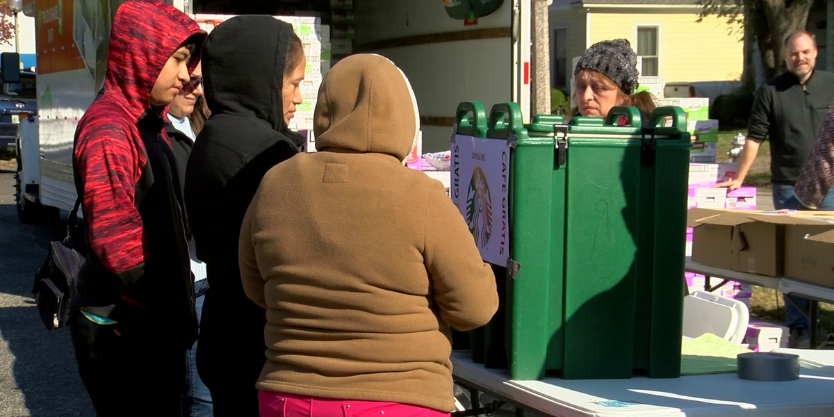 Riviana Foods, La Prensa Latina distribute food to storm victims