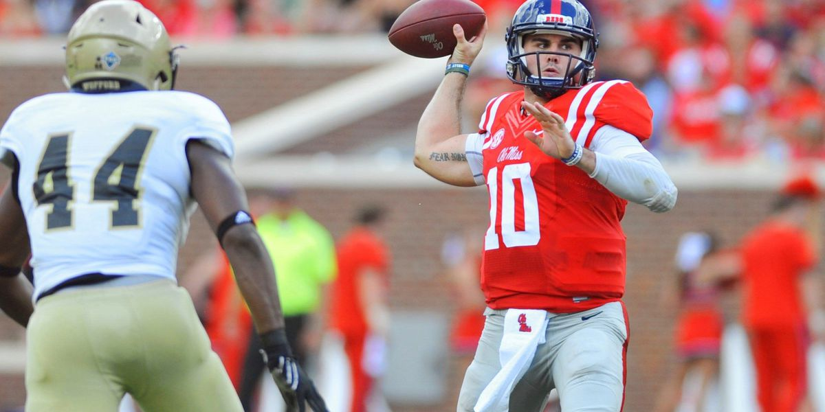 Former Ole Miss QB Chad Kelly back with Colts