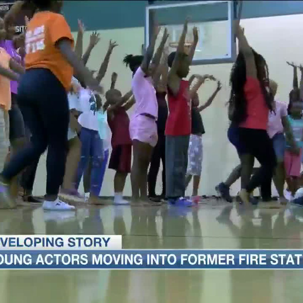 Young Actors Guild to move in to Fire Station 22