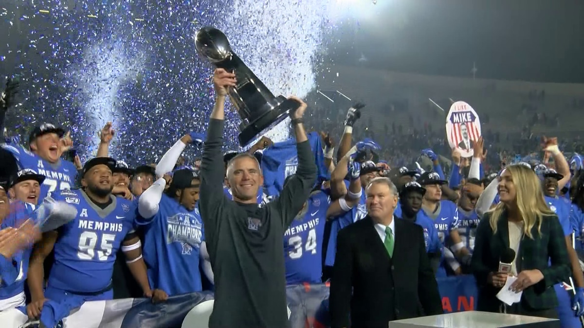Memphis Tigers 2020 football schedule announced