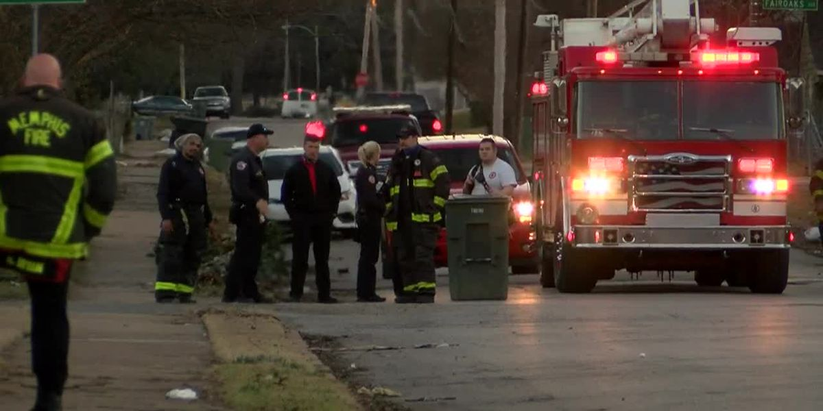 Homes evacuated for gas leak in northeast Memphis