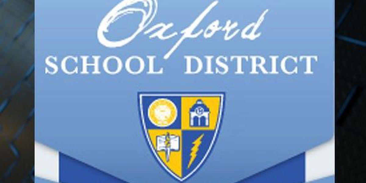 Oxford School District goes on brief lockdown