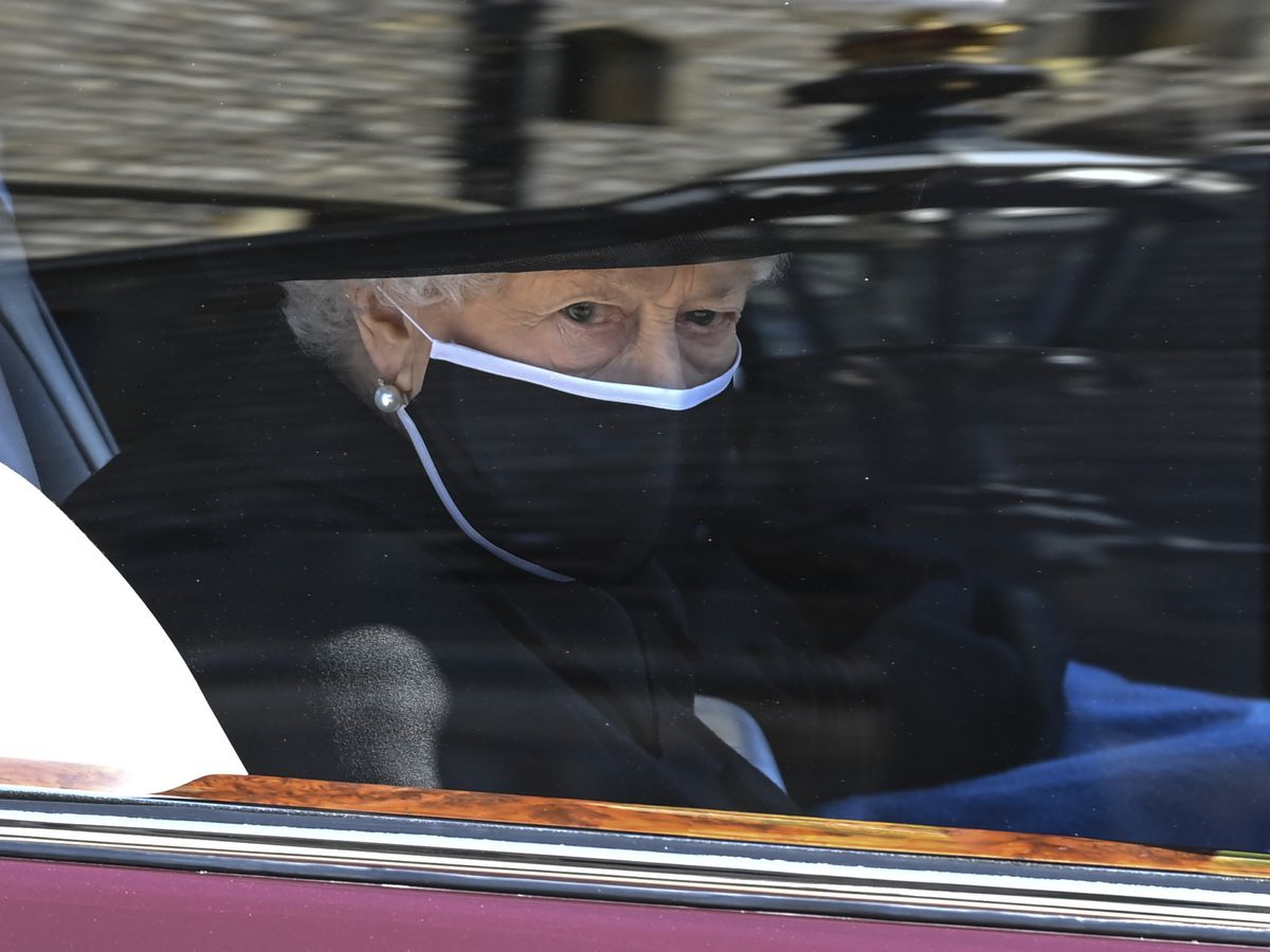 On 95th birthday, Queen Elizabeth expresses thanks for 'support and kindness'