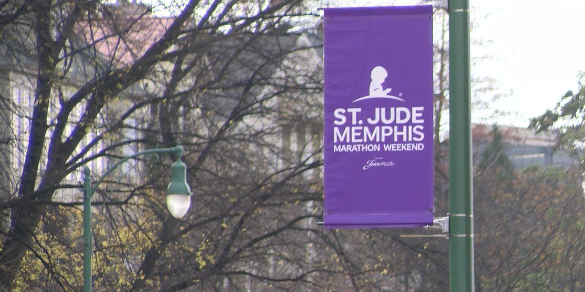 St. Jude Marathon delayed half hour