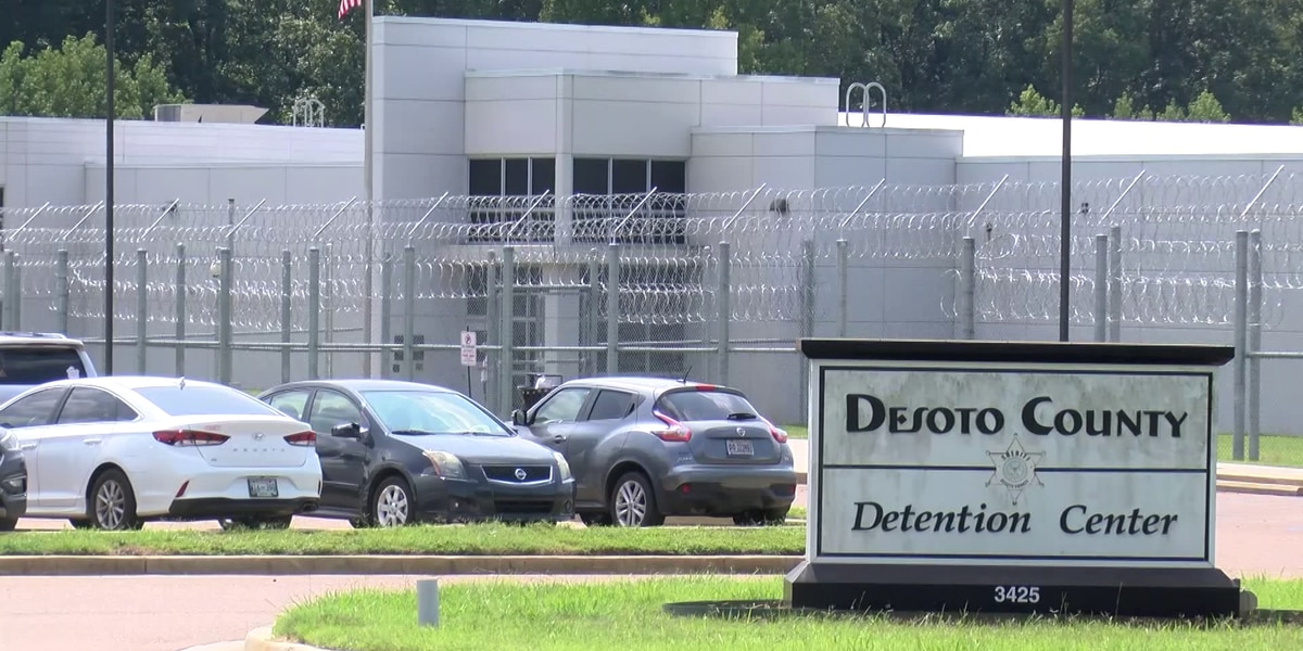 State health department conducts mass COVID-19 testing at DeSoto County Detention Center