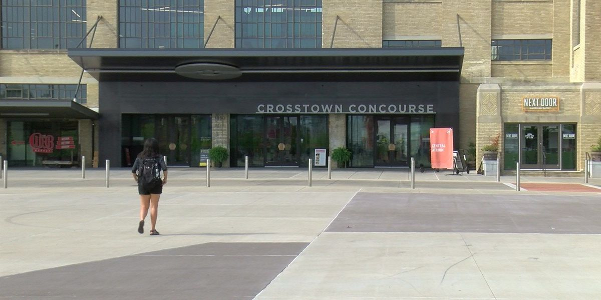 Crosstown Concourse celebrates one year anniversary