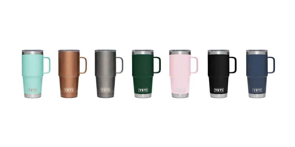 Yeti recalls thousands of travel mugs for burn hazard