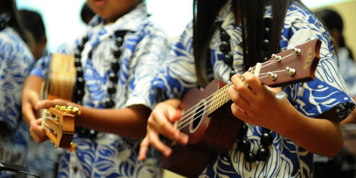 Ukulele classes offered at Memphis library