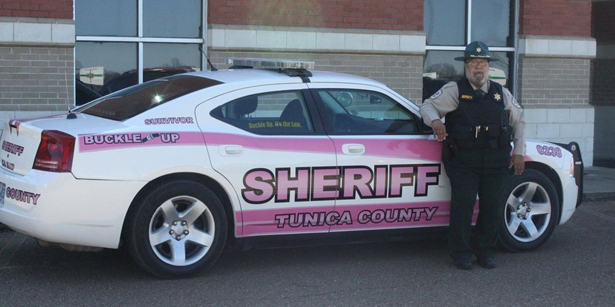 Deputy, cancer survivor honored with custom patrol car paint job