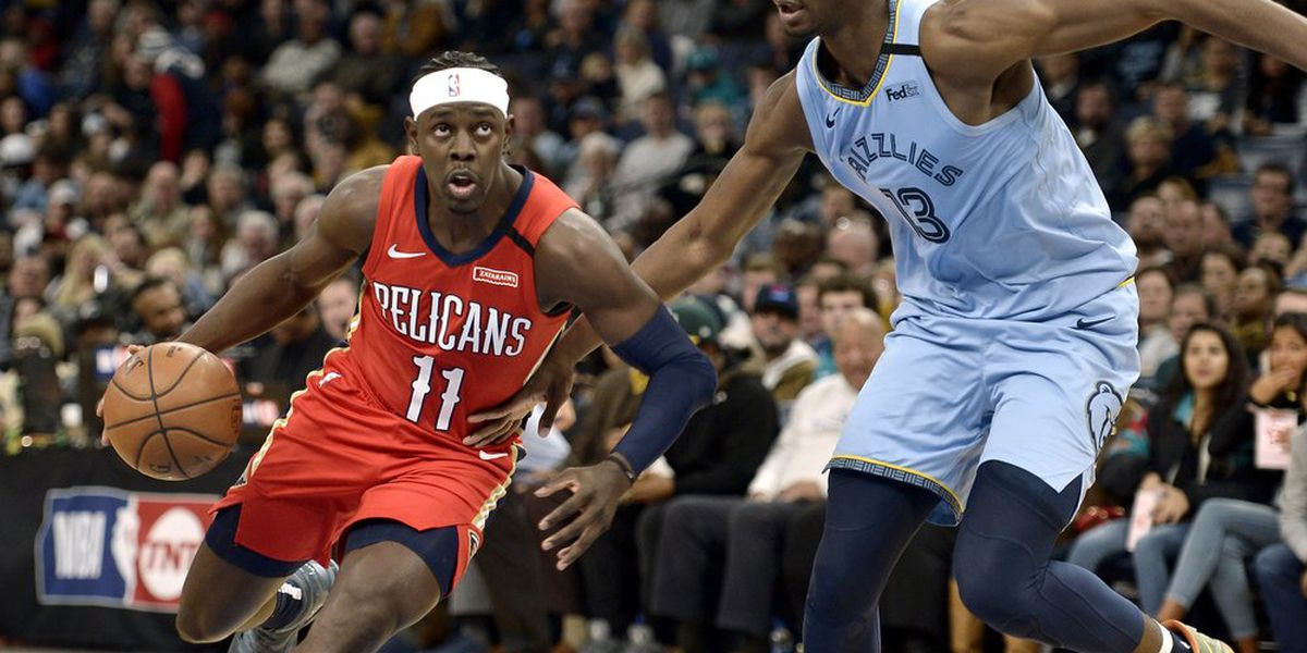 Jaren Jackson Jr. out for the season with torn meniscus