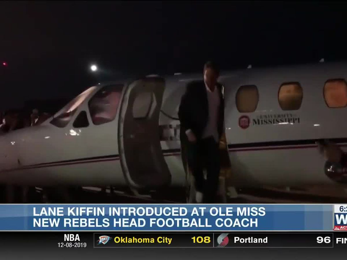 Lane Kiffin lays out vision for Ole Miss football program