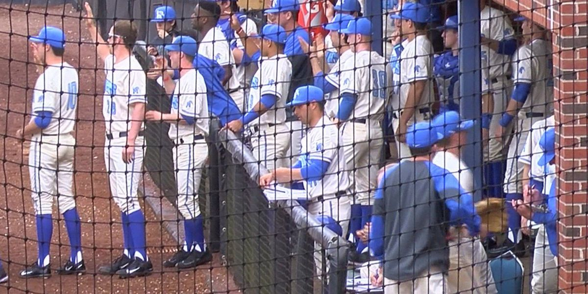 Rain threat moves up Tigers' AAC tournament game