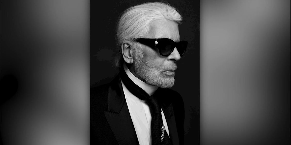 Karl Lagerfeld's cat may inherit some of his millions