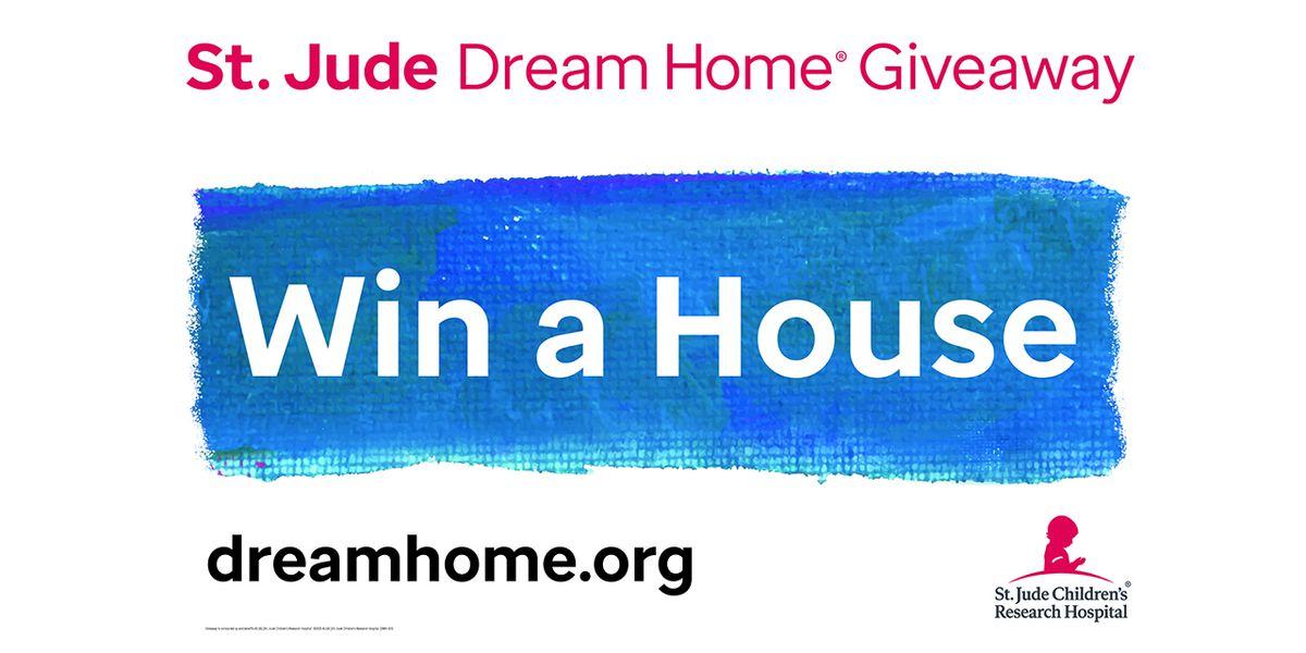 St. Jude Dream Home Giveaway tickets sold out