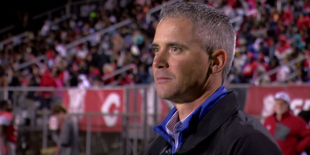 Norvell using bye week to hit recruiting trail