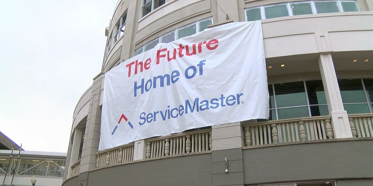 Peek inside Peabody Place as ServiceMaster starts $35M renovation