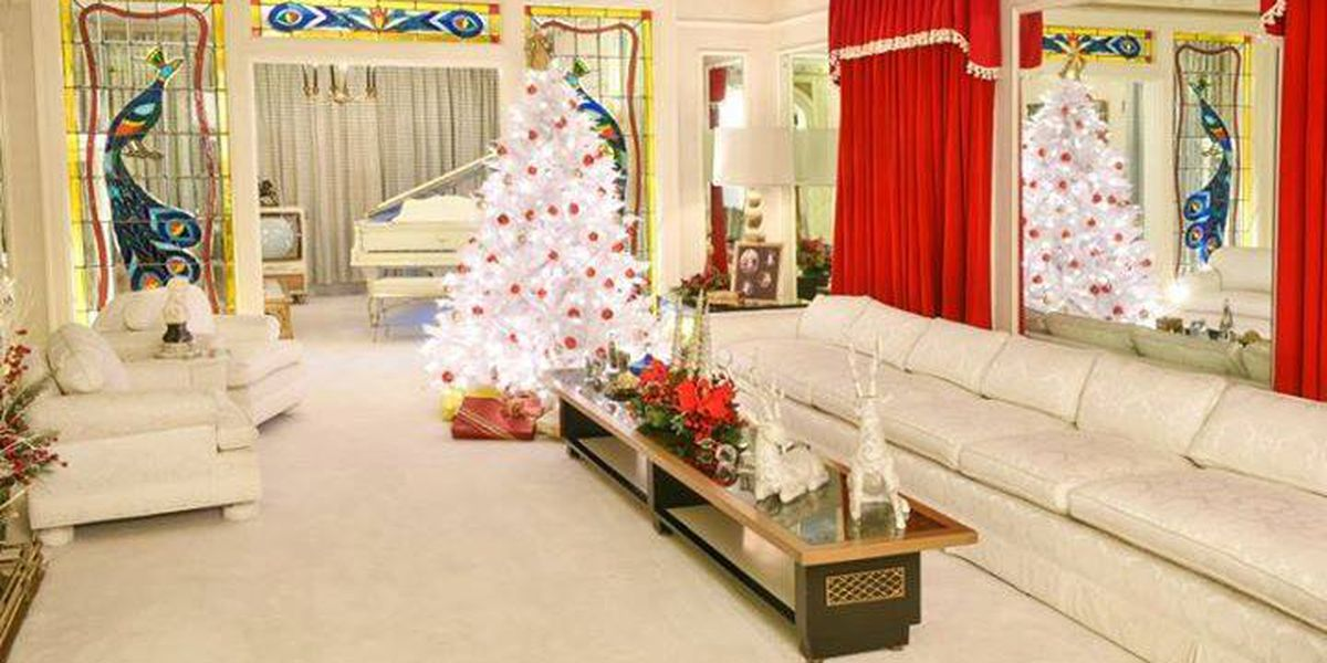 Graceland nominated for Best Holiday Historic Home Tour
