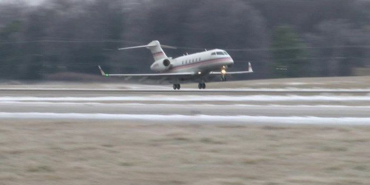 Airplanes being diverted from landing at MEM