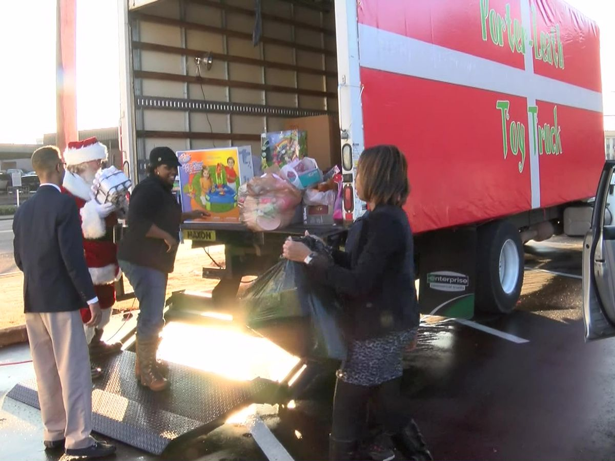 Porter-Leath toy drive will help 6,200 local children