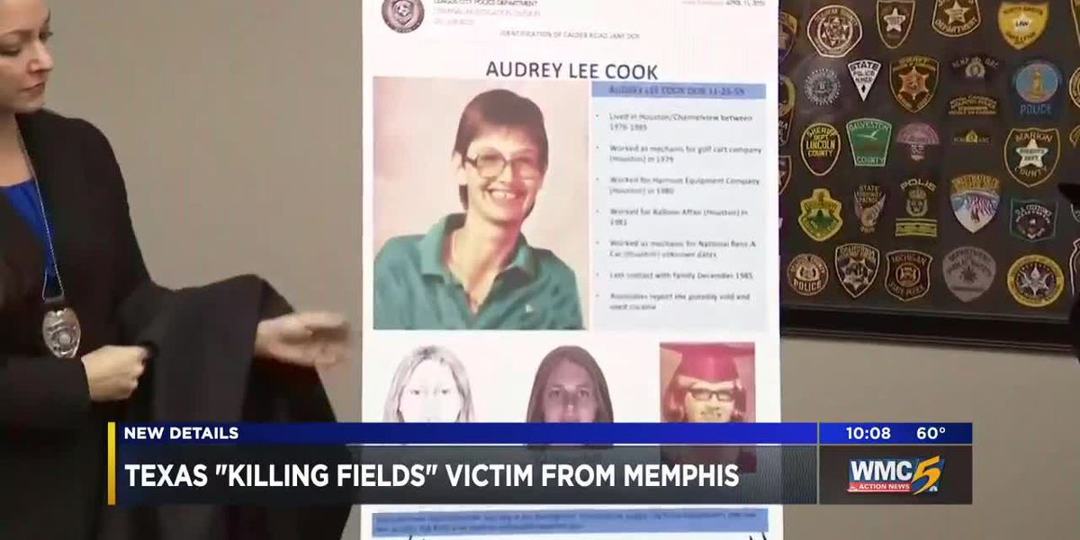 TX investigators use new DNA technology to identify cold case victim from Memphis