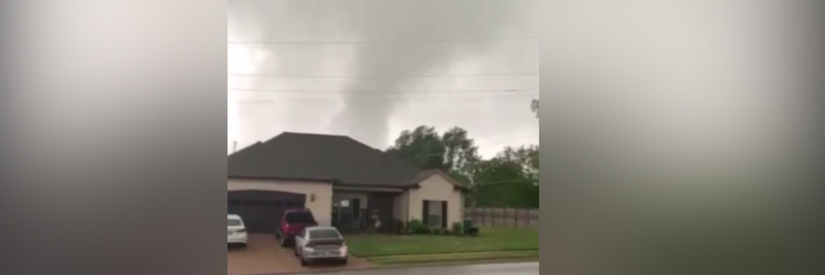 Tornado touches down in Tipton Co., damage reported