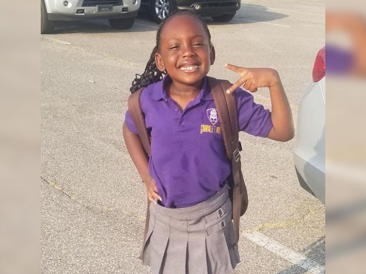 Grieving family remembers 'intelligent, joyous' 8-year-old killed in shooting