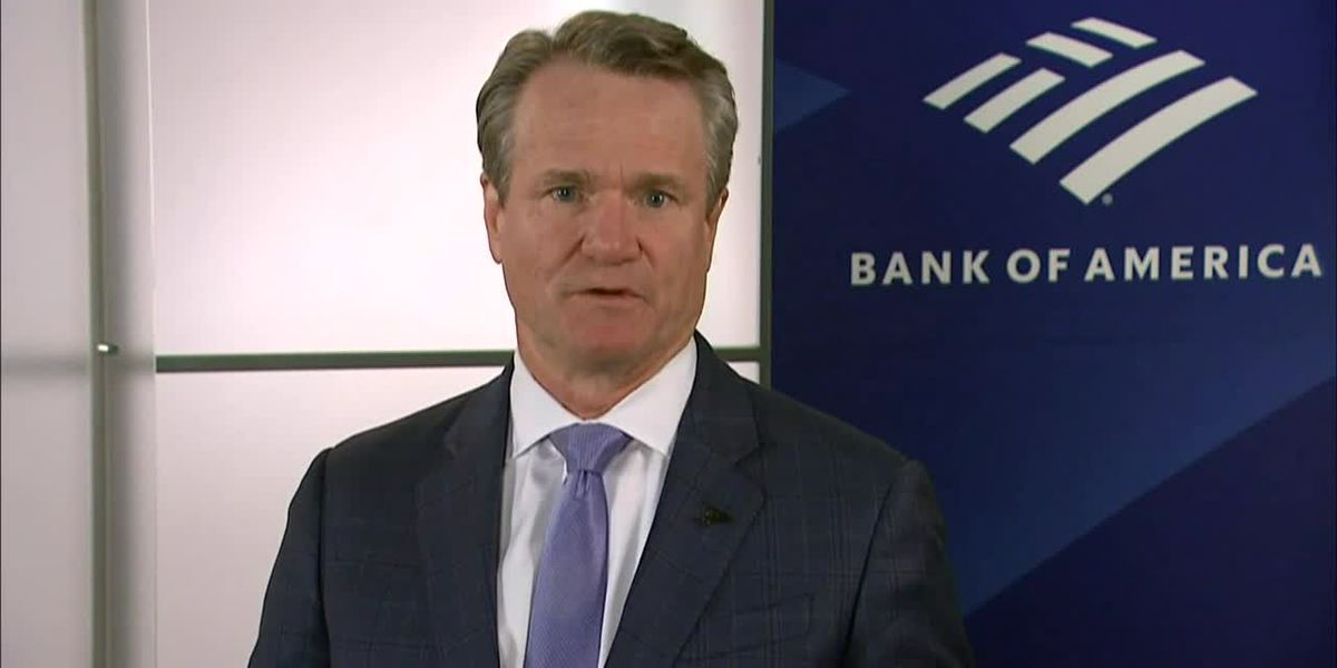 Bank of America CEO Brian Moynihan