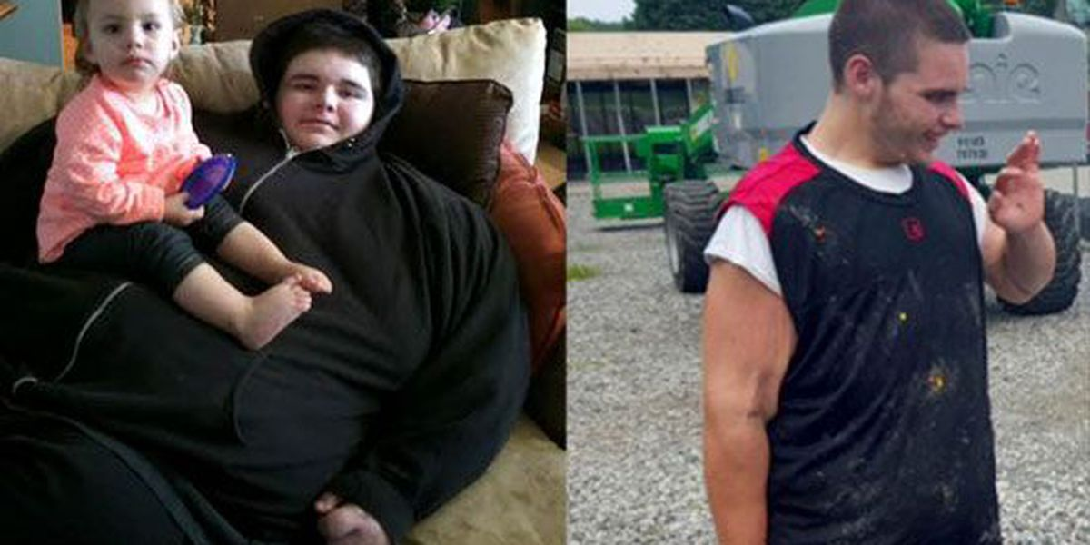 Teen loses 325 lbs thanks to dedicated school leader
