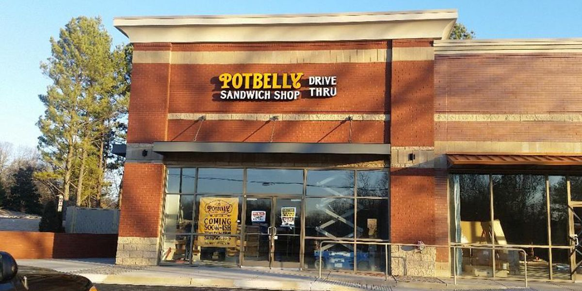 Potbelly Sandwich Shop opens in Olive Branch