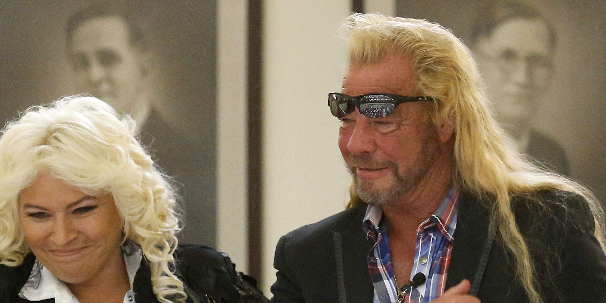 'Dog the Bounty Hunter' will reportedly join manhunt for Mansfield fugitive who threatened President Trump