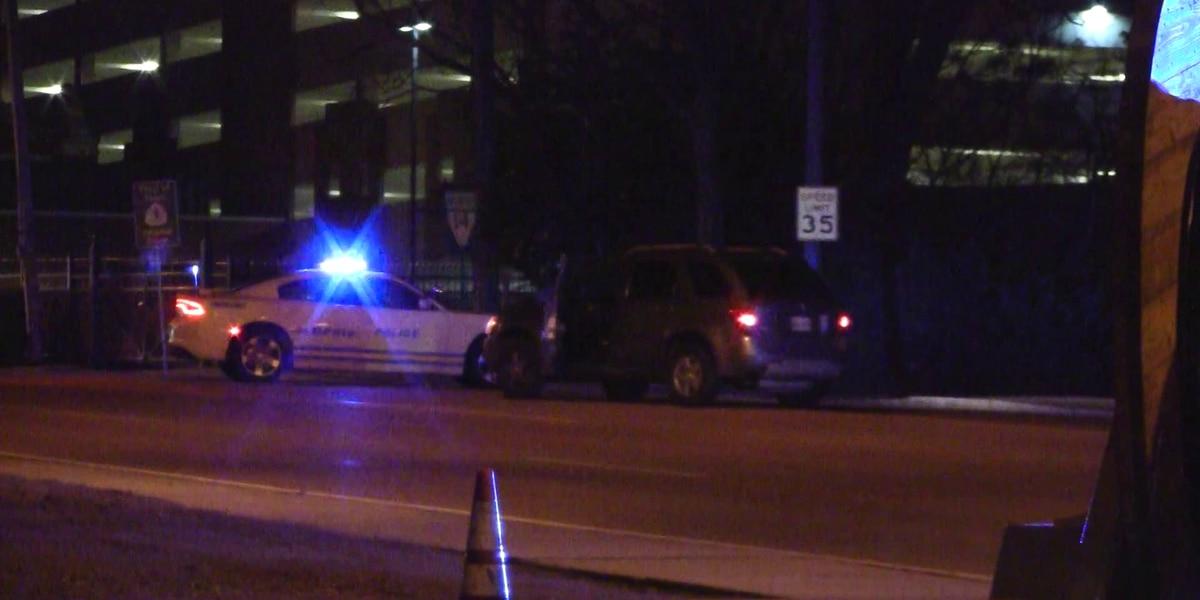 Pedestrian killed in crash near St. Jude campus