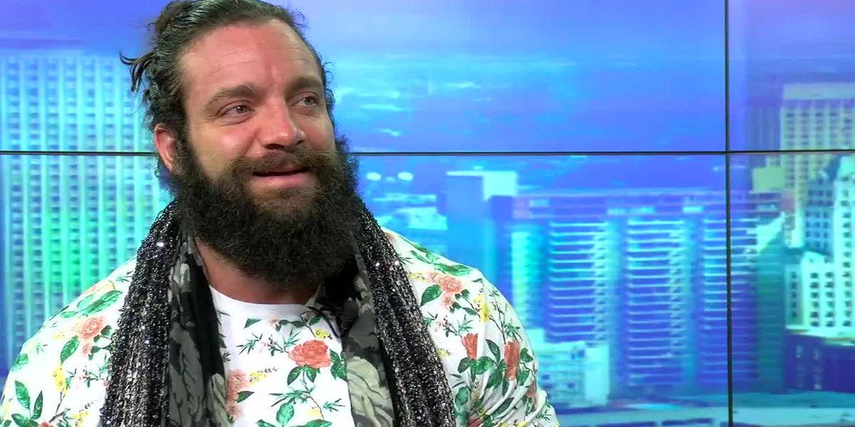 WWE's Elias walks in footsteps of Memphis greats