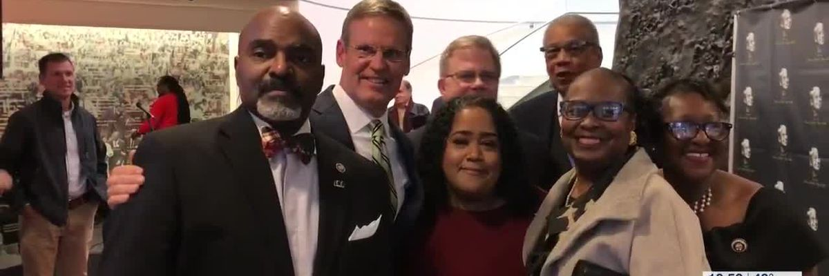 Governor Bill Lee declares Dec. 1 as 'Rosa Parks Day'
