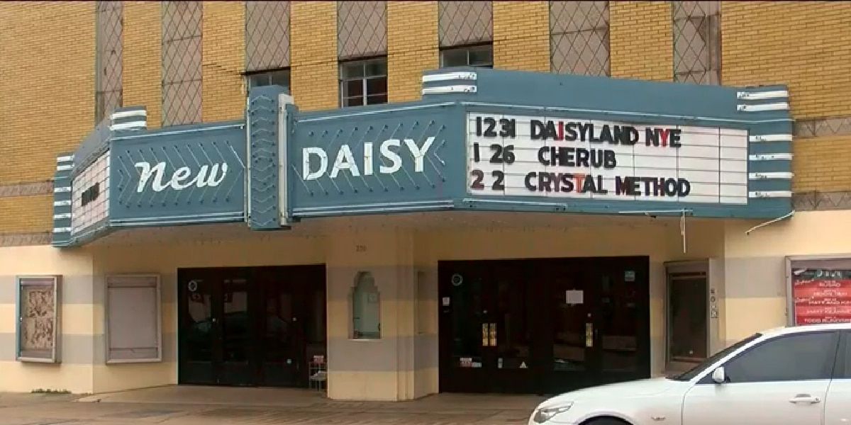 Report shows years of fire code violations at New Daisy Theater