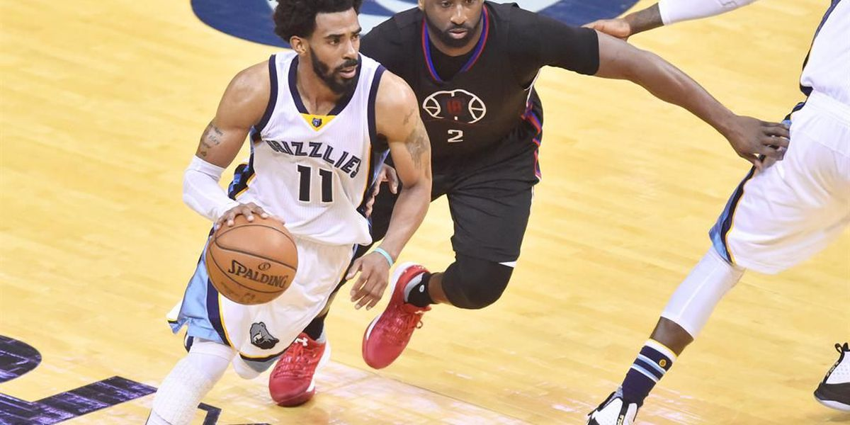 Grizzlies' Mike Conley out for rest of season