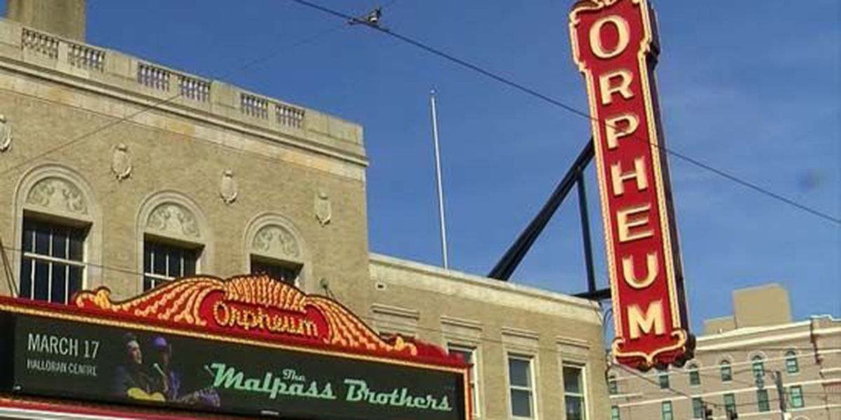 Orpheum Theatre pulls summer movie over racial concerns