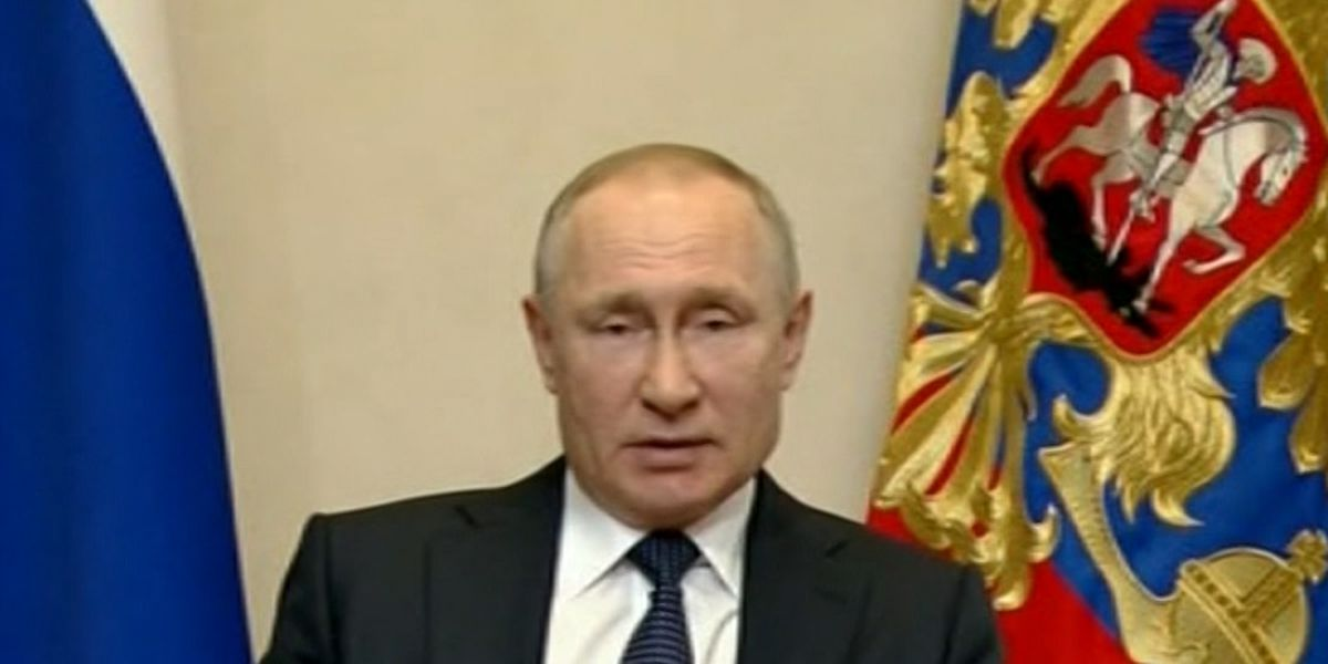Putin likely orchestrating efforts to meddle in 2020 U.S. presidential election, report says
