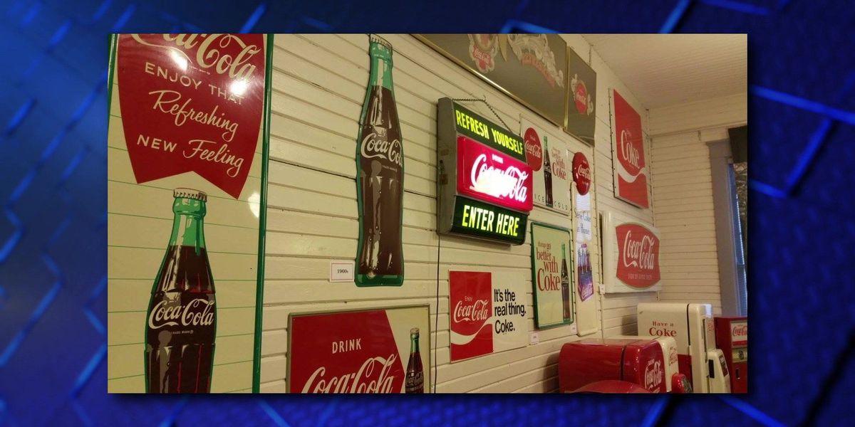 Coca-Cola museum opens in Corinth