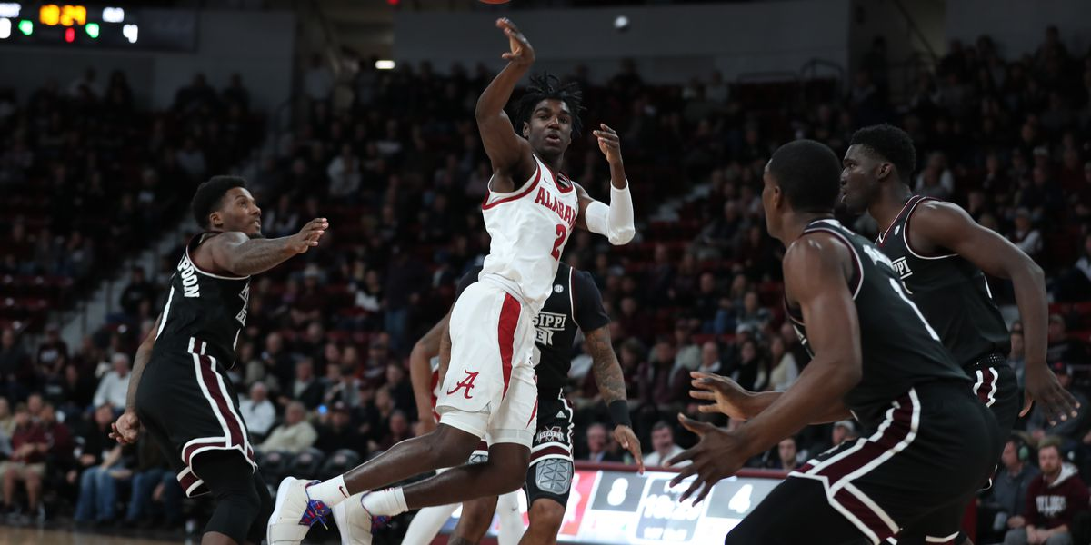 Mississippi State cruises to 81-62 win over Alabama
