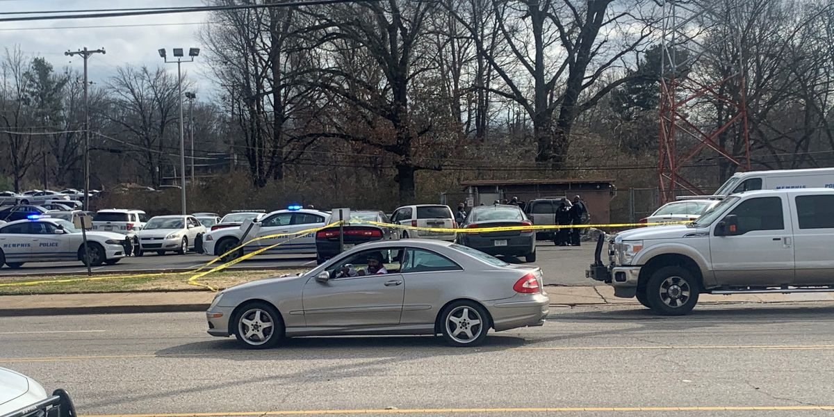 'I just shot my girl': Man charged with murder after showing up to Memphis police station with shooting victim