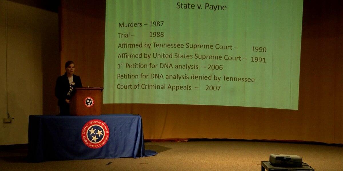 Shelby County DA opposing effort to test DNA evidence in 1987 double murder