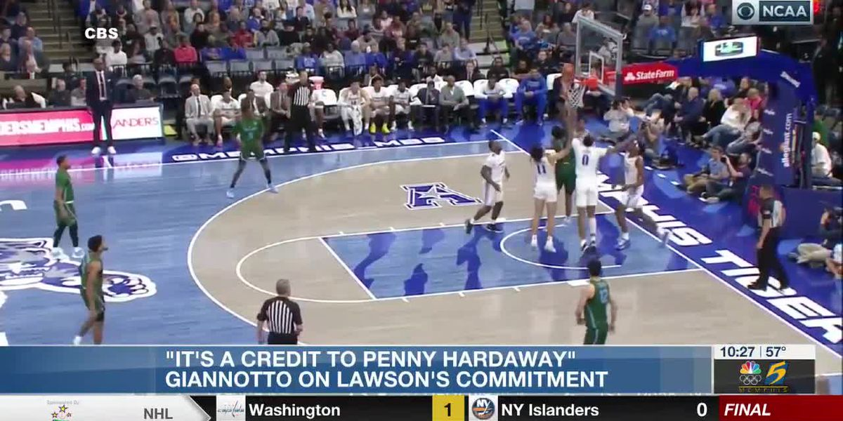 Lawson brothers commit to Memphis reuinted with Penny Hardaway