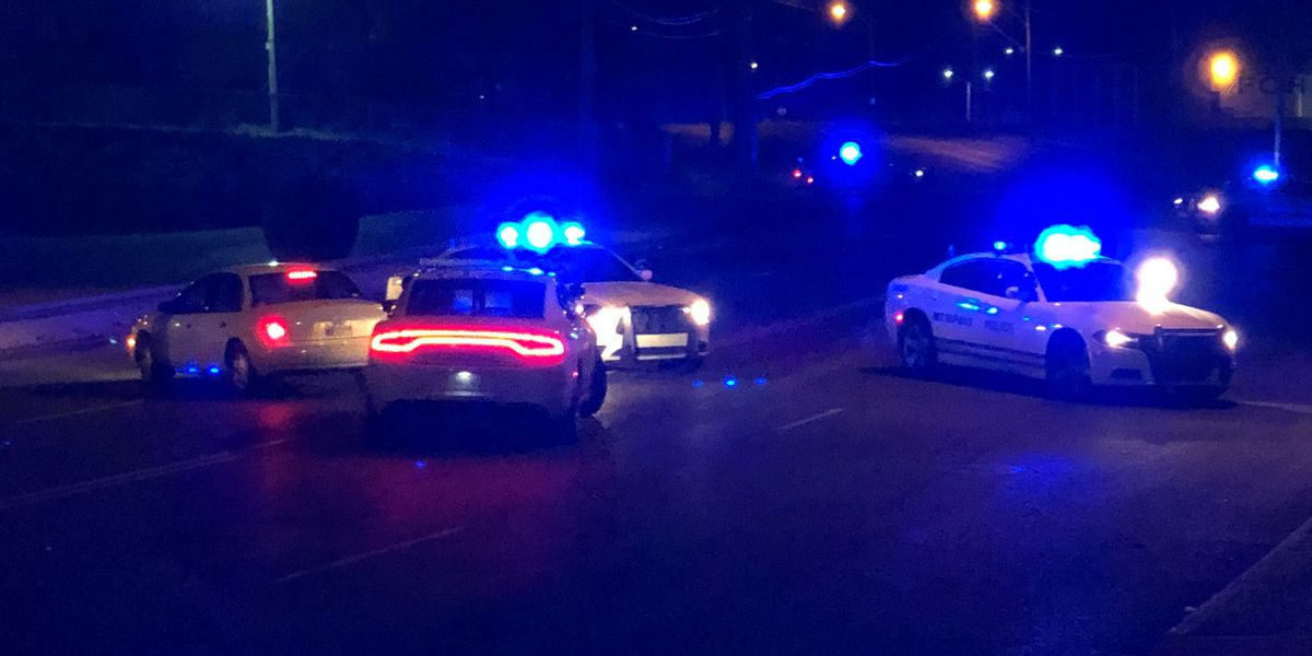 3 injured in officer-involved crash on Florida Street