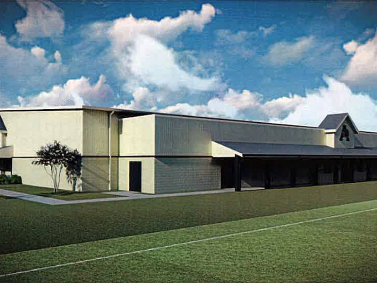 Plans move forward for new athletic facility at Arlington High School