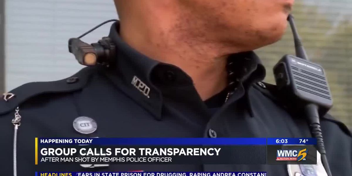 Group calls for more police transparency