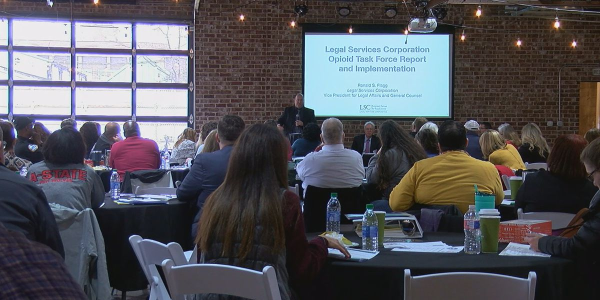 Local officials discuss ways to fight growing opioid epidemic